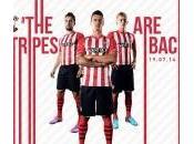 Southampton, presentata nuova maglia: ritornano strisce!