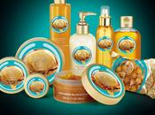 Review Body Shop Linea all'Olio Aragn