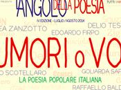 L'ANGOLO DELLA POESIA 2014 luglio agosto, Pesaro: ecco programma