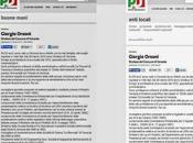 caso Orsoni-Pd: garantismo bianchetto.