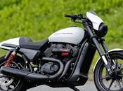 Harley-Davidson Street Custom 2014