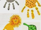 Dipingere mani:animaletti!