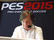 Evolution Soccer 2015, Caressa Marchegiani sono commentatori gioco
