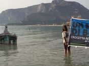 VIDEO Greenpeace Palermo dire basta trivellazioni
