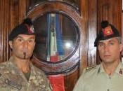 Trapani/ Ritorni. Reggimento Bersaglieri riabbraccia caporal maggiore scelto Marco Millocca, Medaglia d'Argento Valor Militare