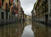 Seveso esonda nuovamente blocca Milano, disagi quartieri Isola Niguarda. Lentamente migliora situazione