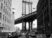 York stories. Manhattan Bridge
