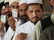 quattordici anni dall'invasione dell'Afghanistan votazioni nuovo presidente