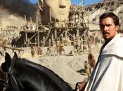 """""""Exodus Gods Kings"""": Christian Bale primo trailer kolossal Ridley Scott"""