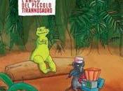 L'amico piccolo tirannosauro