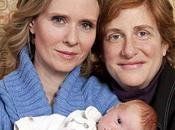 nato figlio Christine Marinoni Cynthia Nixon