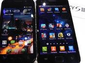 Confronto display Samsung Galaxy Google Nexus