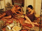 mattina bagno turco [Hammam della Rosa Milano]