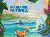 Classifica italiana:Jovanotti vetta.Focus Marianne Faithfull(n.91) Marlene Kuntz(n.76)