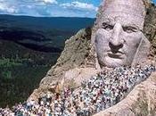 monumento grande mondo: statua Cavallo Pazzo