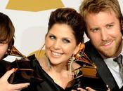 Successo Lady Antebellum nella serata 53esimi Grammy