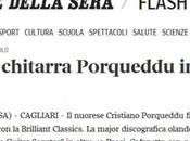 Novecento Guitar Sonatas Corriere della Sera