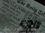 Sipario: Poirot lascia dopo l'ultimo avversario