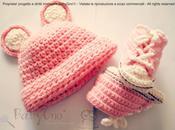 Linea baby crochet autunno/inverno