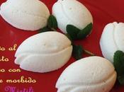 Semifreddo Cioccolato Bianco cuore morbido Mirtilli