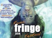 RomaFringe2014: Vincitori cronache settimane Teatro Indipendente. Seguìto, partecipato amato.