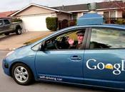 L'automobile guida sola: novità Google!