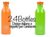 Design// 24Bottles bottiglia glam rispetta l'ambiente