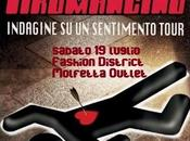Tiromancino tour: sabato luglio 2014 Fashion District Molfetta Outlet.