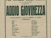 Addio Giovinezza! Augusto Genina (1918)