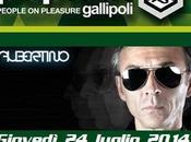 Giovedi' luglio 2014 Albertino Fest Gallipoli (Le) Praja.