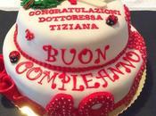Torta Laurea Compleanno