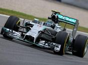 Gran Premio Germania: Rosberg conduce