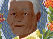 Doodle Mandela Oggi avrebbe compiuto anni
