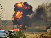 Tripoli(Libia)/ Ancora bombardamenti danni alle infrastrutture dell'aeroporto cittadino resta chiuso traffico