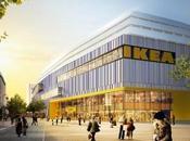 Ikea sbarca città: Amburgo biciclette prestito trasporto degli acquisti