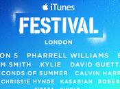 Apple annuncia l'ottavo iTunes Festival annuale Londra