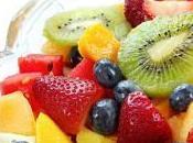 Macedonia alla frutta, dolce fresco gustoso