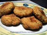 Polpette speziate d'okara zucchine (vegetariane)