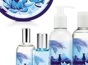 [Anteprima] Nuova Linea Corpo Fijian Water Lotus Body Shop