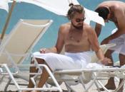 Leonardo Caprio grasso sfatto vacanza Miami: paio tette! foto