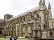 luglio 1817, Cattedrale Winchester accoglie Jane Austen