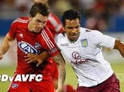 Dallas-Aston Villa 0-2, video highlights
