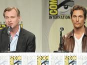"Christopher Nolan Matthew McConaughey parlano ""Interstellar"" Comic-Con"