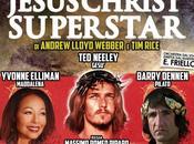 """Neeley (Gesù), Yvonne Elliman (Maddalena) Barry Dennen (Pilato) nuovo insieme anni celebre film """"Jesus Christ Superstar"""""""