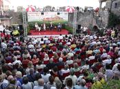 Capalbio Libri 2014 Torna festival piacere leggere, all'8 agosto Capalbio, ogni sera dalle