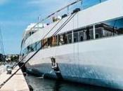 """Venus"" Yacht Steve Jobs stato avvistato Brindisi"
