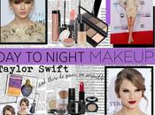 make Taylor Swift: eyeliner rossetto rosso
