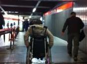 Napoli, Metro bella? disabili