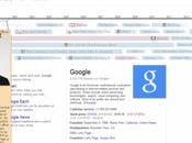 Google progettando ricerca timeline interattiva dati provenienti Wikipedia