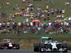 Villeneuve: Rosberg voleva distruggere gara Hamilton
